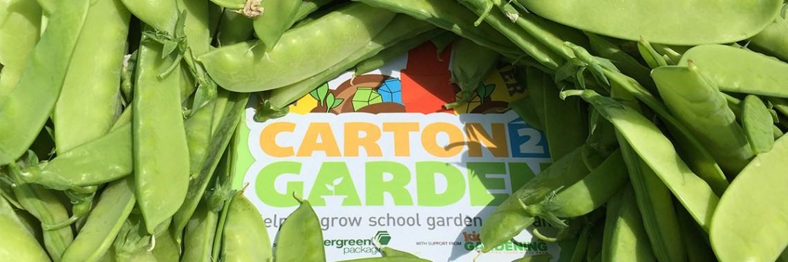 2017 Carton to Garden