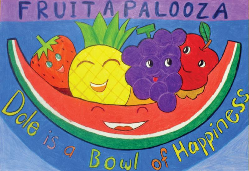 Dole Fruitapalooza